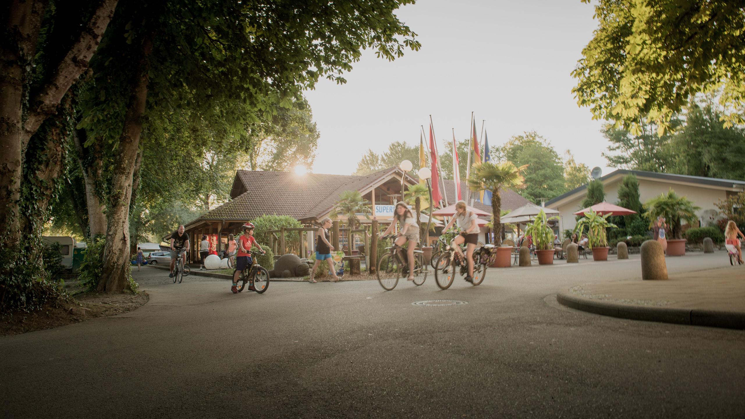 Campingplatz Süddeutschland